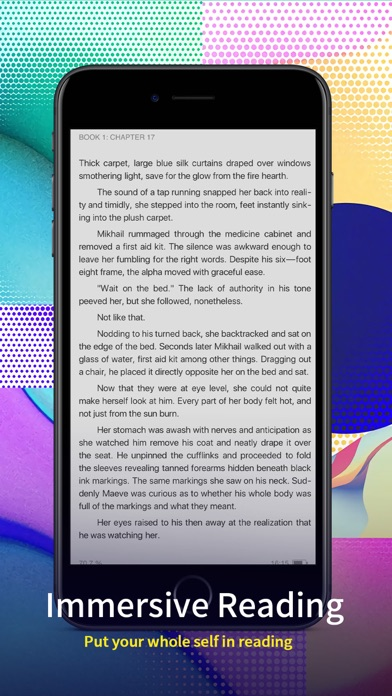 messages.download Multibook - Free Story software