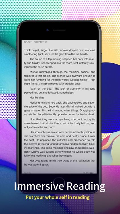 Multibook - Free Story screenshot-5