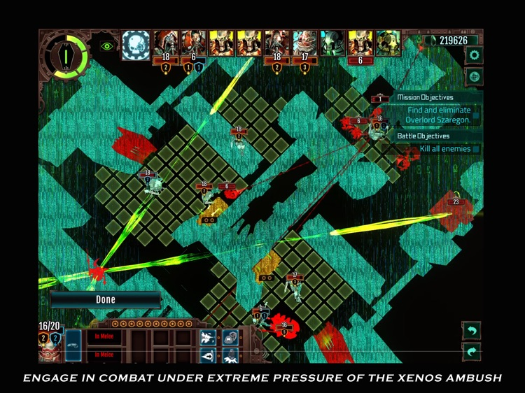 Warhammer 40,000: Mechanicus screenshot-5