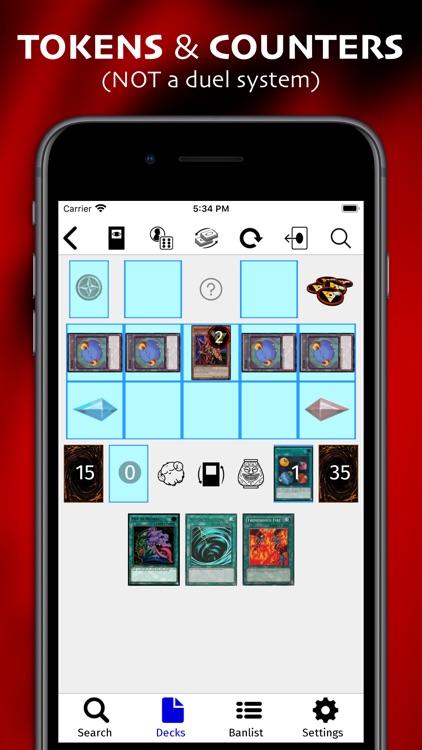 Yugipedia: Yugioh Deck Builder screenshot-4
