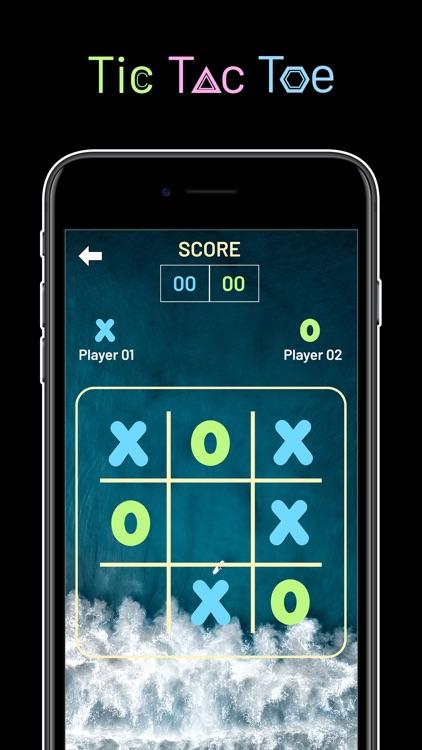 Classic Tic Tac Toe Game screenshot-3