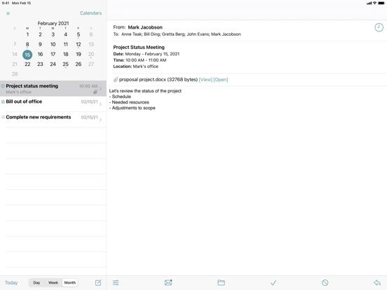 Screenshot #5 pour GW Mailbox