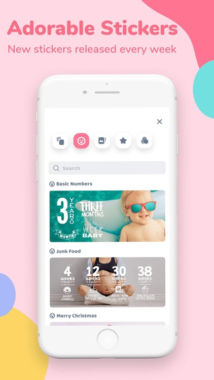 Baby Photo Edit & Story Maker