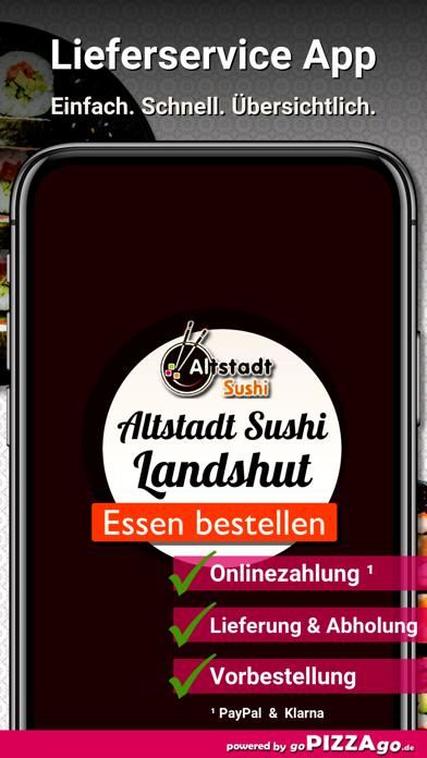Altstadt Sushi Landshut screenshot 1