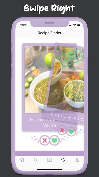 Vegan Recipe Book Screenshot