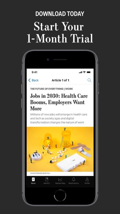 The Wall Street Journal. ScreenShot5