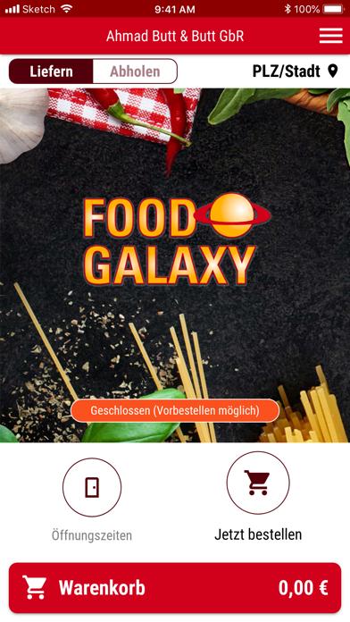 Food GalaxyScreenshot von 1