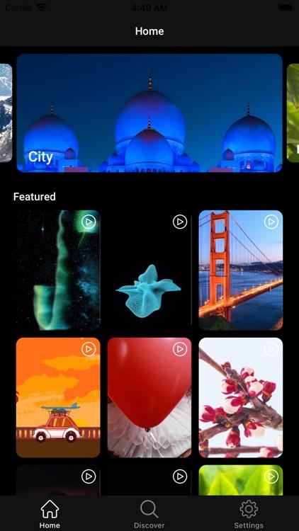 Live Wallpapers ° screenshot-3