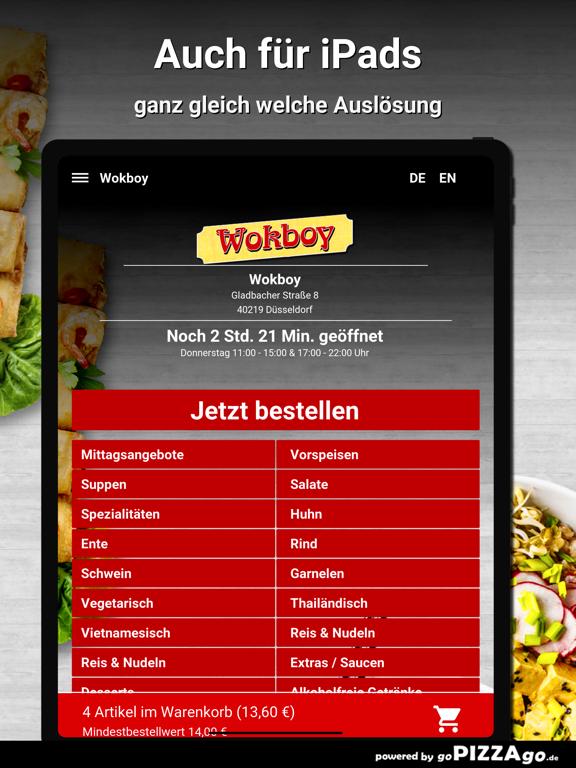 Wokboy Düsseldorf screenshot 7