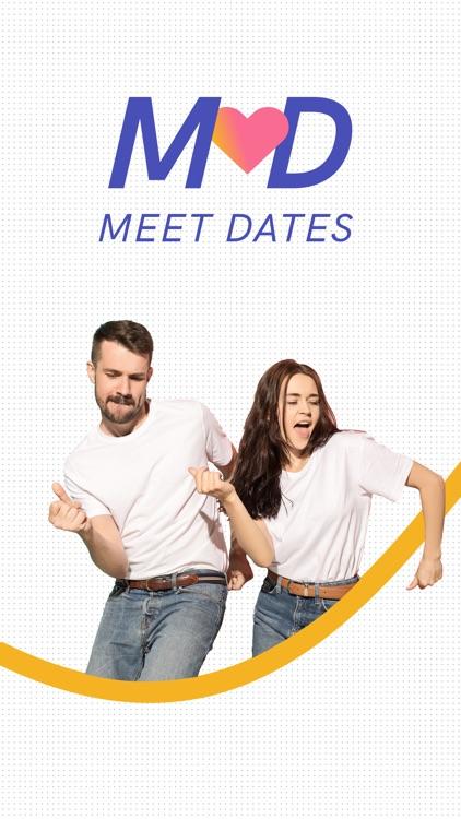 Meet Dates: Flirt & Dating App screenshot-0