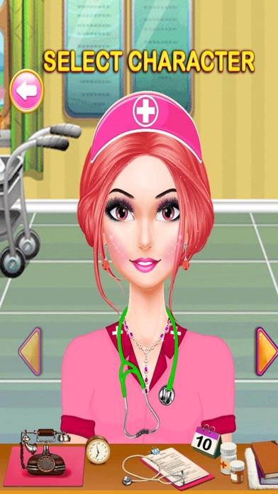 Beautiful Dress Up&Makeup Girl screenshot 2