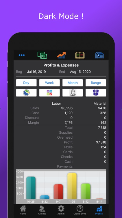 HVAC Pro Invoices & Estimates screenshot-8