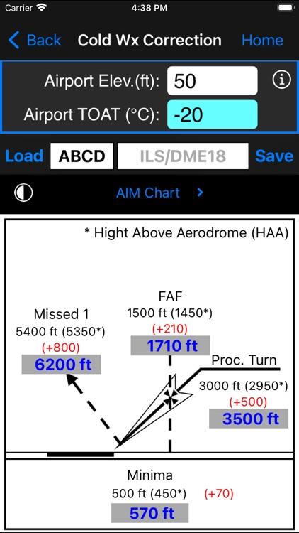 FlyBy E6B screenshot-5