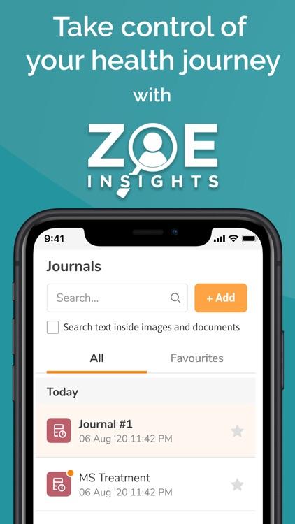 ZoeInsights