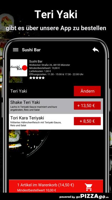 Sushi Bar Münster screenshot 6