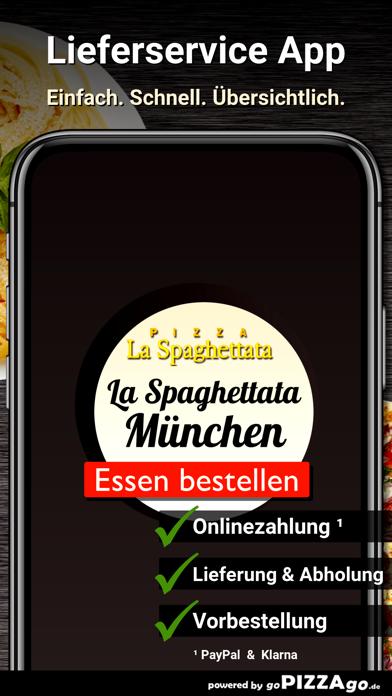 La Spaghettata München screenshot 1