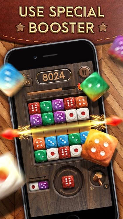 Merge Dice: Block Puzzle Jewel