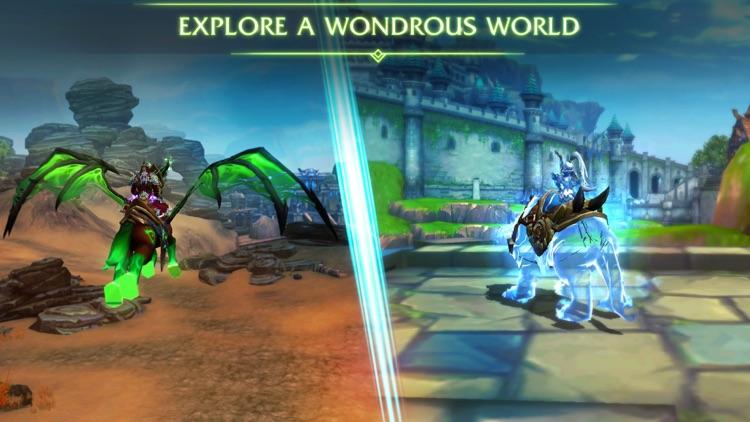 Era of Legends - Shadow of War screenshot-4