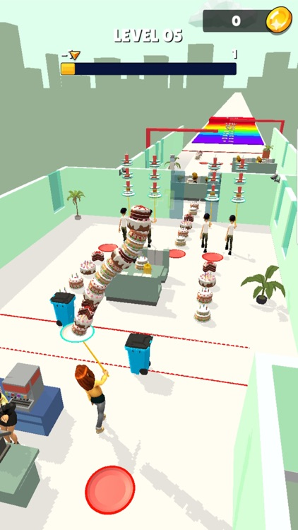 Plate Runner 3D screenshot-4