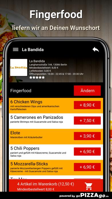 La Bandida Berlin screenshot 6
