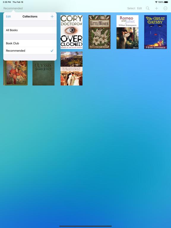 Bluefire Readerのおすすめ画像2
