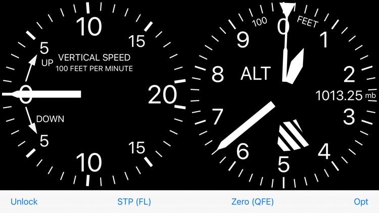 Altimeter for Aviators screenshot-3