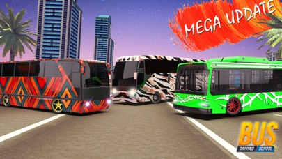 حافلة القيادة مدرسة سيارة لعبهلقطة شاشة4