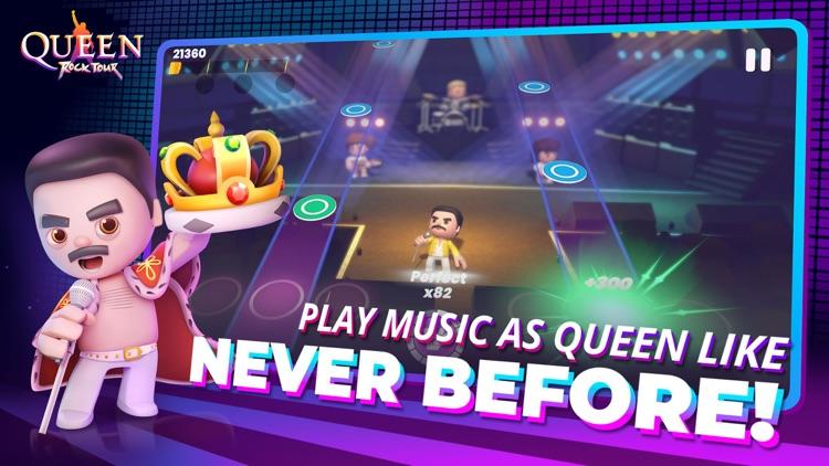 Queen: Rock Tour