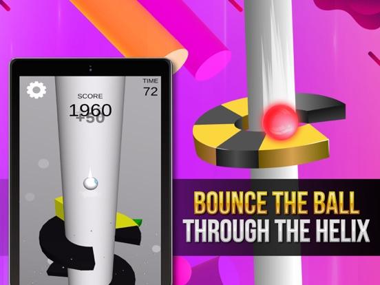 Helix Bounce - Jump & Win Cash screenshot 6