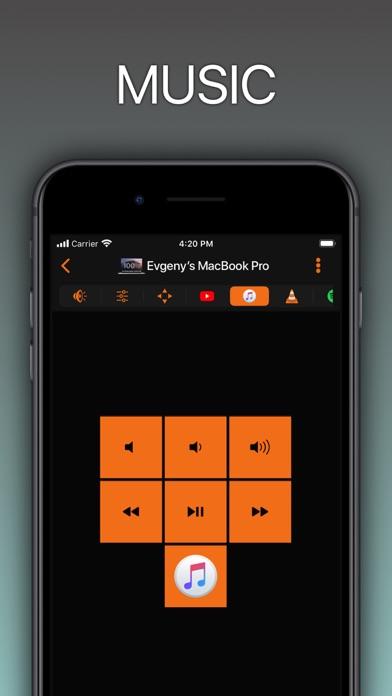 Remote Control for Mac/Win PCのおすすめ画像7