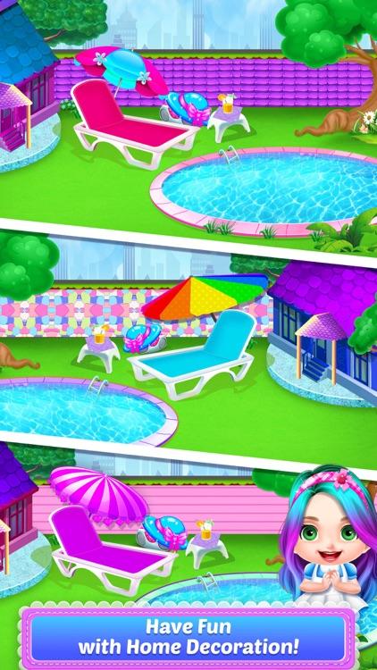 Baby Girls - Doll House Games! screenshot-3