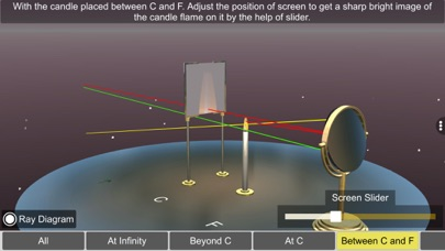 Concave mirror properties screenshot 8