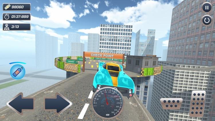 Ramp Stunt Car screenshot-3