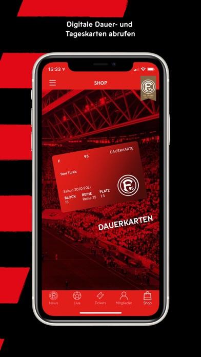 messages.download Fortuna Düsseldorf App software