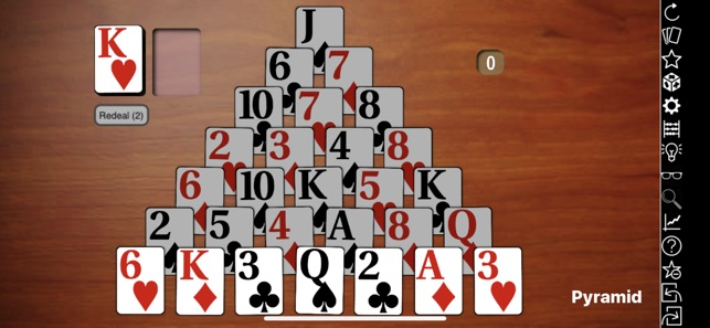 Allgood solitaire