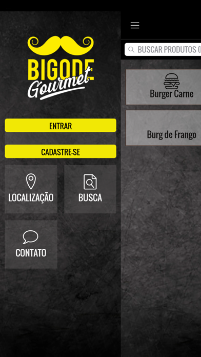 Bigode Gourmet screenshot 2