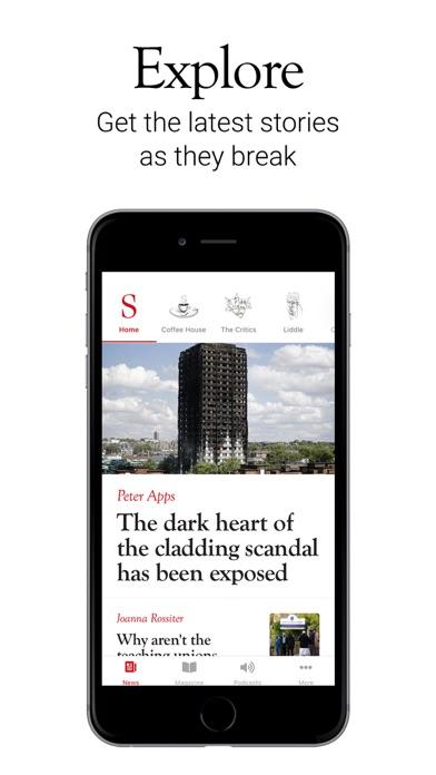 The Spectator Magazineのおすすめ画像4