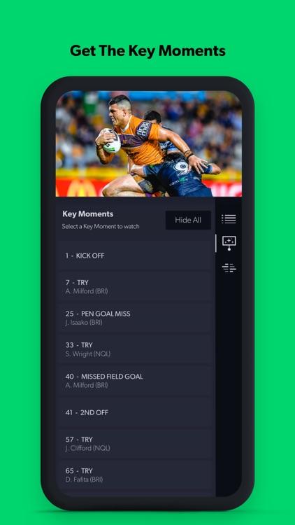 Kayo Sports screenshot-5