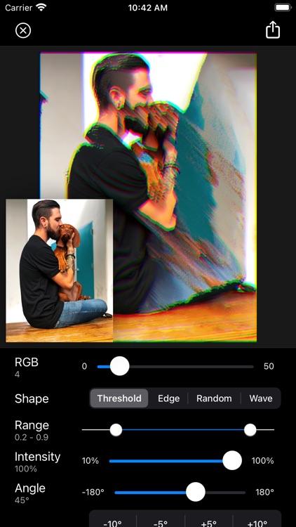 Glitch Fx - Pixel Sorting screenshot-4