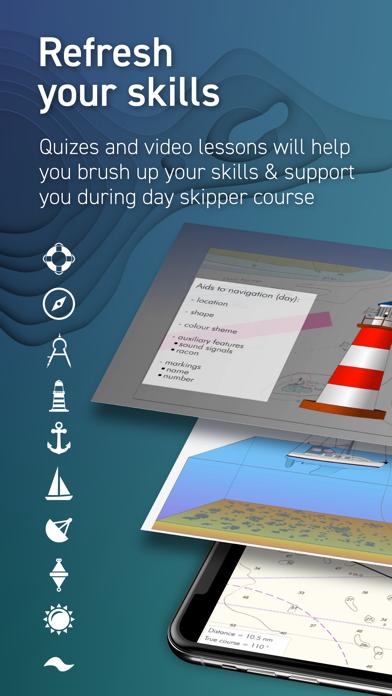Sailing School Screenshots