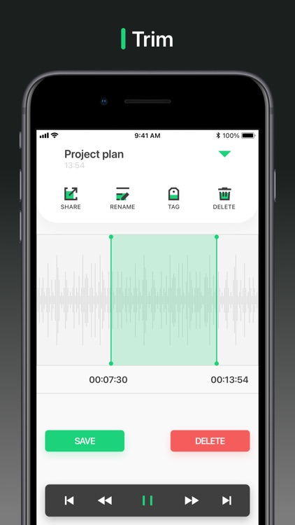Voice Record - Memos,Recorder screenshot-4