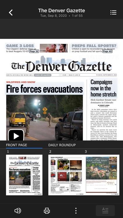 The Denver Gazette (eEdition) screenshot-3