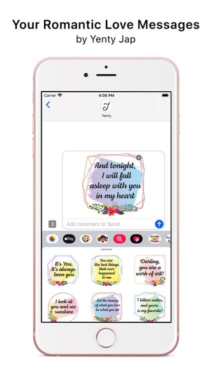 Your Romantic Love Messages