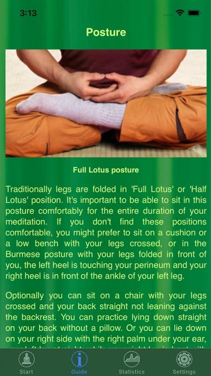 Shaolin Meditation Lite