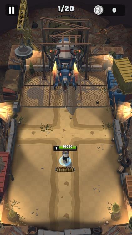 Zombero: Hero Shooter screenshot-5