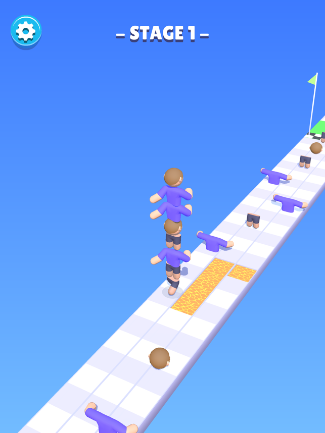 Body Tower, game for IOS