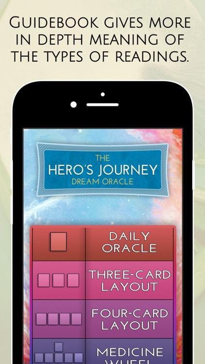 Hero's Journey Dream Oracle screenshot-4