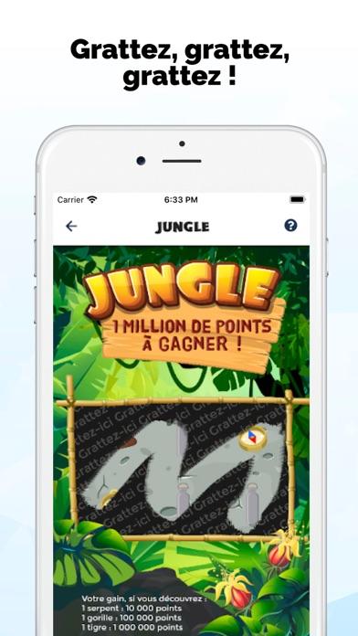 Jeux à gratter Tombol'App®