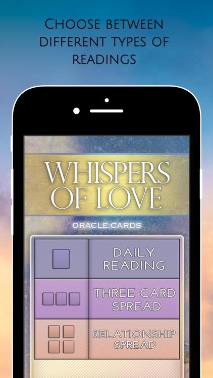 Whispers of Love Oracle screenshot-4