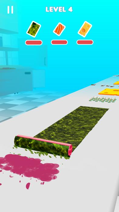 Sushi Roll 3D - Jeu de Cuisine